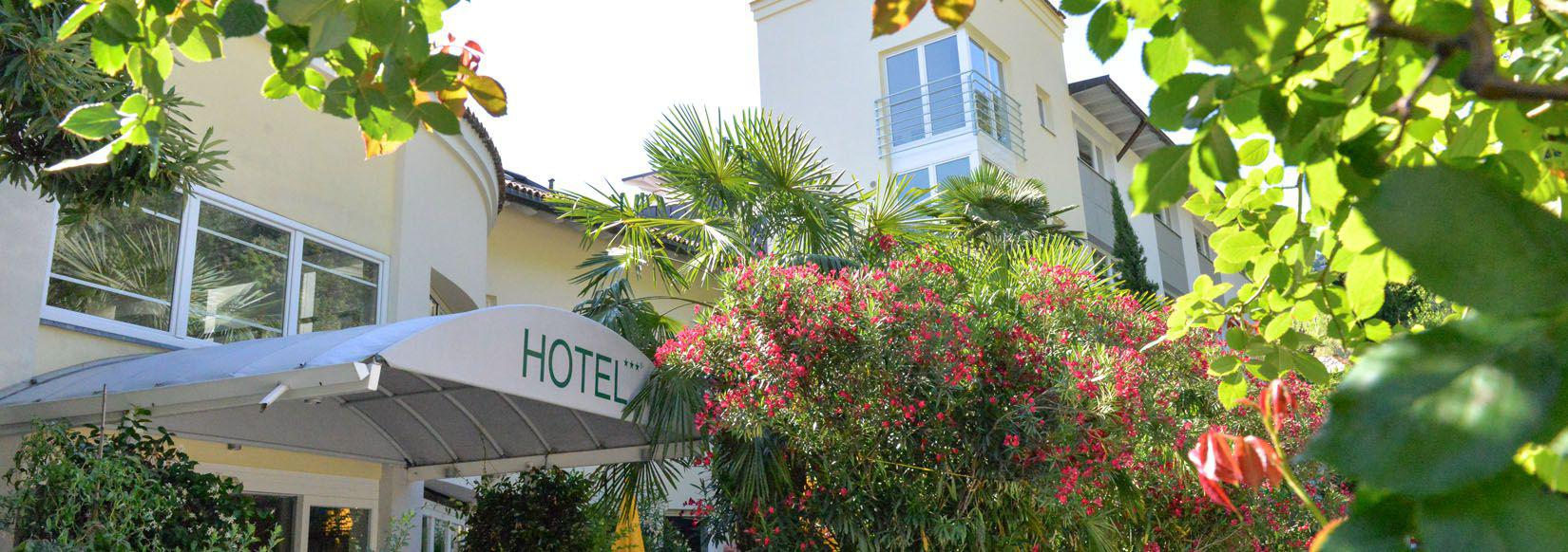 3 star hotel in Lana near Merano